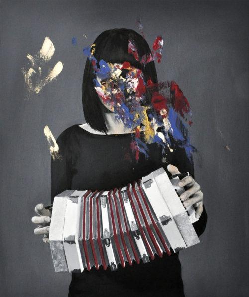 Helene Traxler - Portrait of Thoughts 5