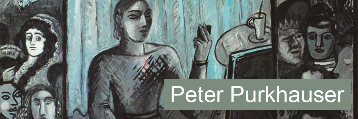 Peter Purkhauser - logo